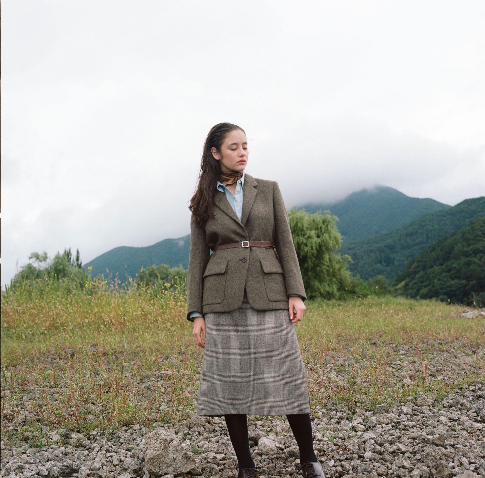 嶌原佑矢 YUYA SHIMAHARA CYAN 琉花