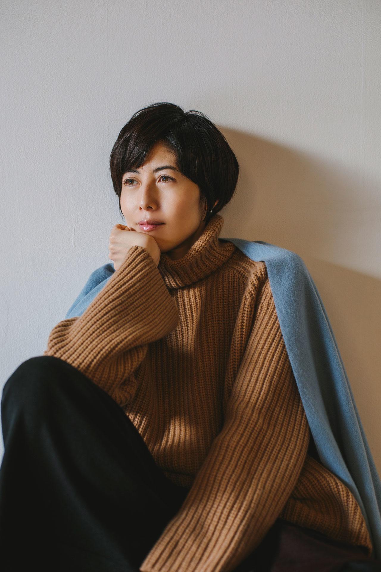 YUYA SHIMAHARA CiLABO 小島慶子