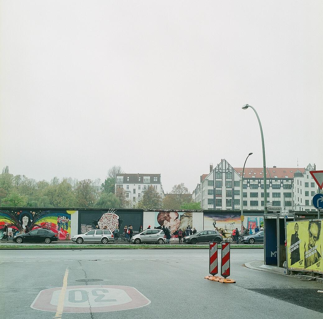 嶌原佑矢 ベルリン ベルリンの壁